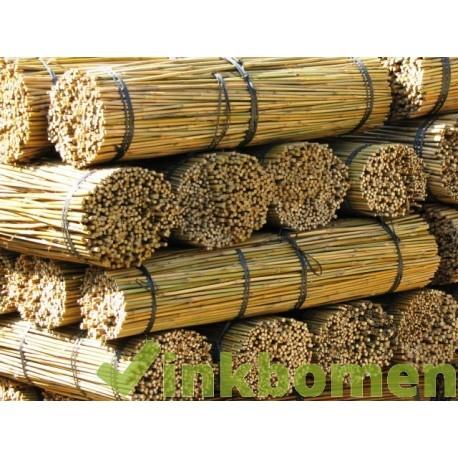 Bamboestokken 420cm 14v. 28-30mm